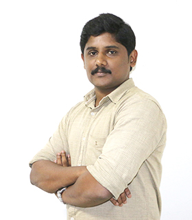Rakesh P Vinam